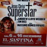 Jesus Christ Superstar – l'originale Musical di Massimo Romeo Piparo
