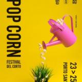 Pop Corn Festival del Corto dal 23 al 25 Luglio a Porto Santo Stefano
