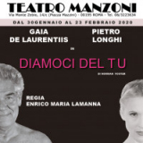 RECENSITO - Diamoci del tu