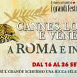 il Cinema attraverso i Grandi Festival