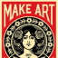 Shepard Fairey aka Obey - Make art not war - a cura di Tiziana Cino