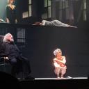 """ROB, Teatro Eliseo """"Re Lear"""" con Glauco Mauri"""