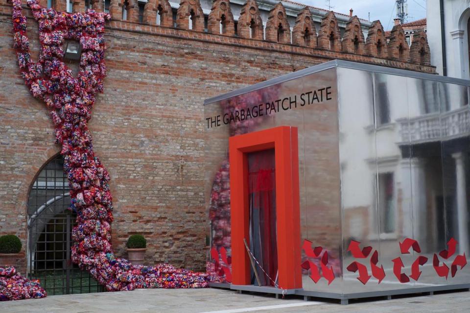 Festival della Diplomazia Finucci_Biennale di Venezia