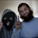 Ubaydullah Hussain and the 18 year old