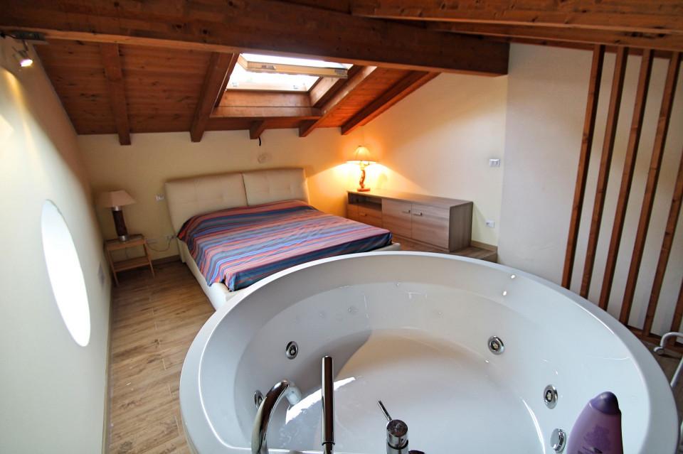 spa room villa il Galeone