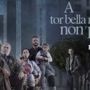 """F ulvia Lorenzetti Locandina film """"A tor bella monaca non piove mai"""" regia Marco Bocci"""