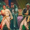 """Fulvia Lorenzetti nel ruolo di """"Kamira"""" in """"Aladin il musical geniale"""" regia Maurizio Colombi. Teatro Brancaccio"""