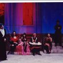 """Fulvia Lorenzetti in """" Per amore e per diletto"""" regia Gigi Proietti"""