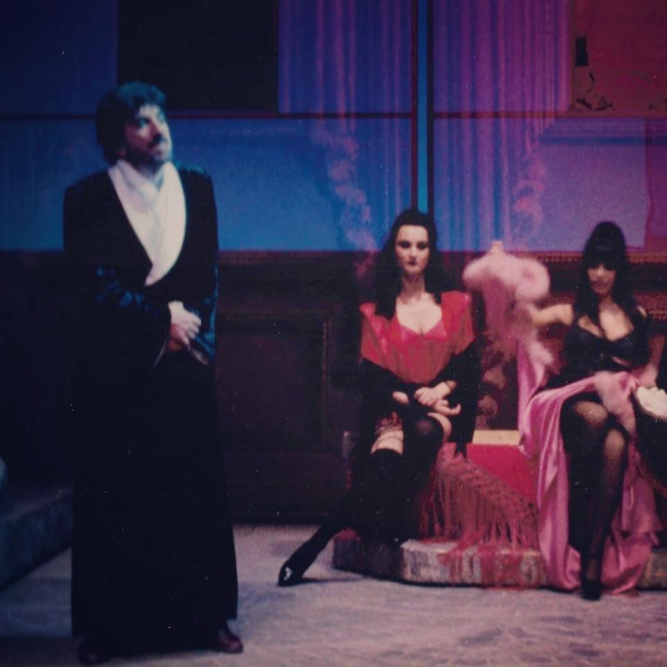 """""""Per amore e per diletto"""" regia Gigi Proietti teatro Olimpico Roma"""