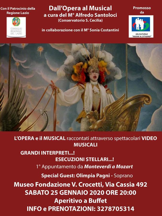 Dall'Opera al Musical