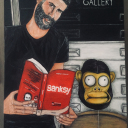 Joker Marussa Giovinazzo artista a Roma