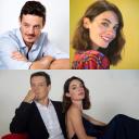 Enrica Pintore e Giorgio Lupano per il mio prossimo spettacolo . Presto più news!!!