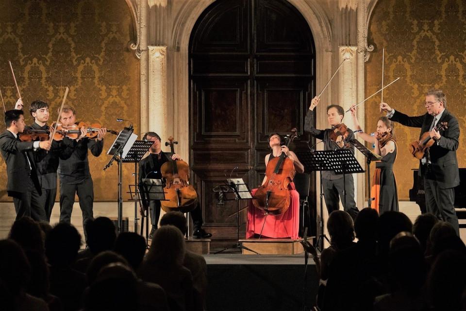 Otteto Mendelssohn_Rome Chamber Music Festival 2021